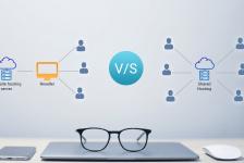 shared hosting and reseller hosting