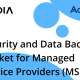 Data Backup Market for MSPs