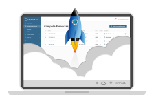cloud hosting solution