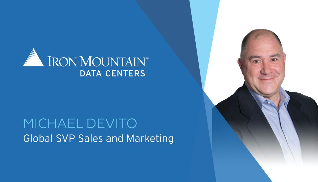 Iron Mountain Data Centers Interview with DHN - what's leading to data center growth today