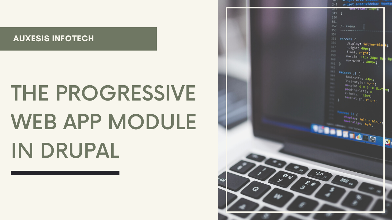 The Progressive Web App Module in Drupal
