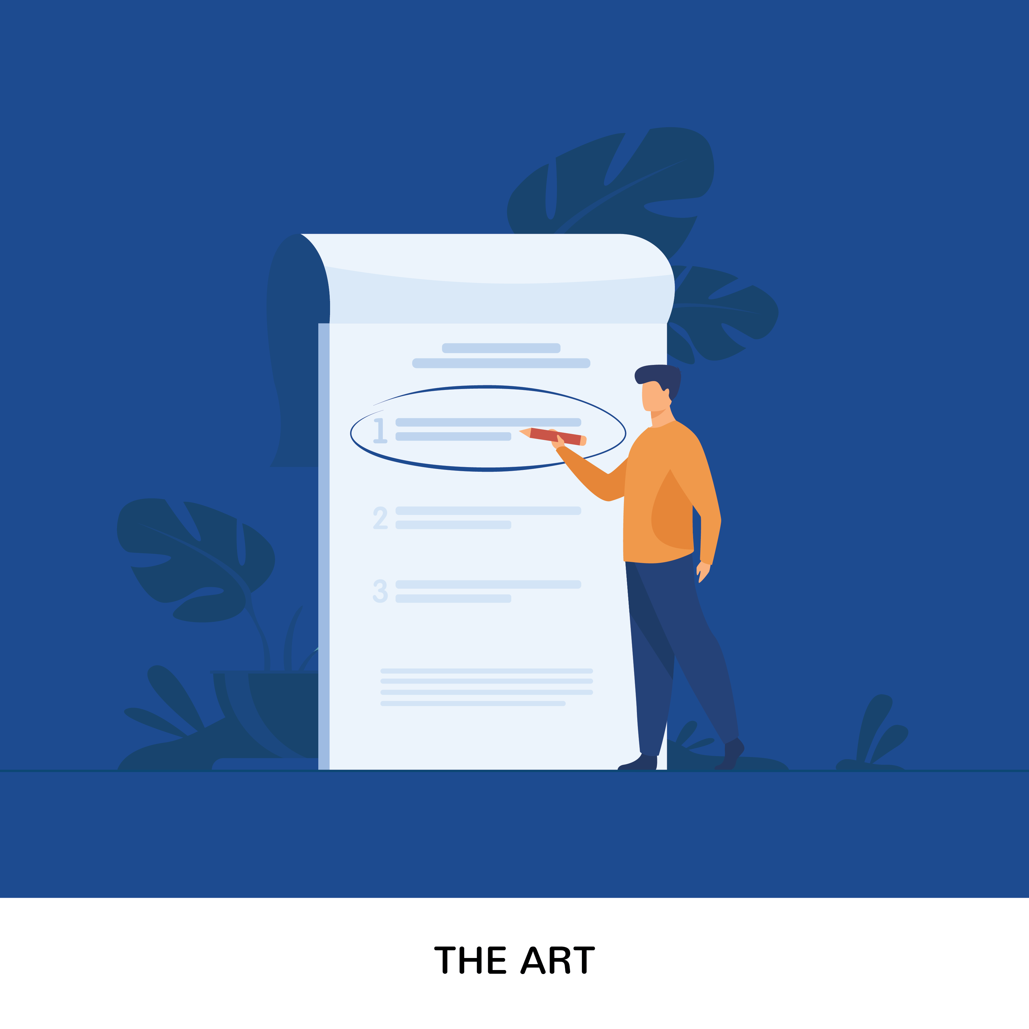 The art of business report writing comes with practice