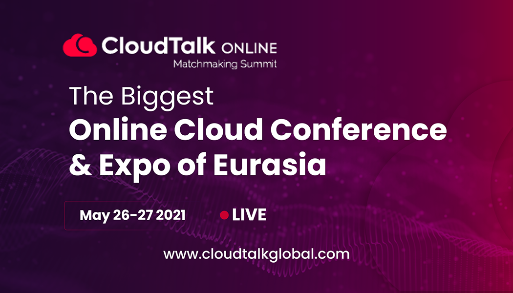 CloudTalk Online 2021 – bringing together the best IT professionals of Eurasia for the 2nd time
