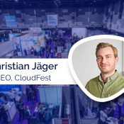 """""""CloudFest will be the place to meet the international cloud ecosystem"""" – Christian Jäger, CEO, CloudFest"""
