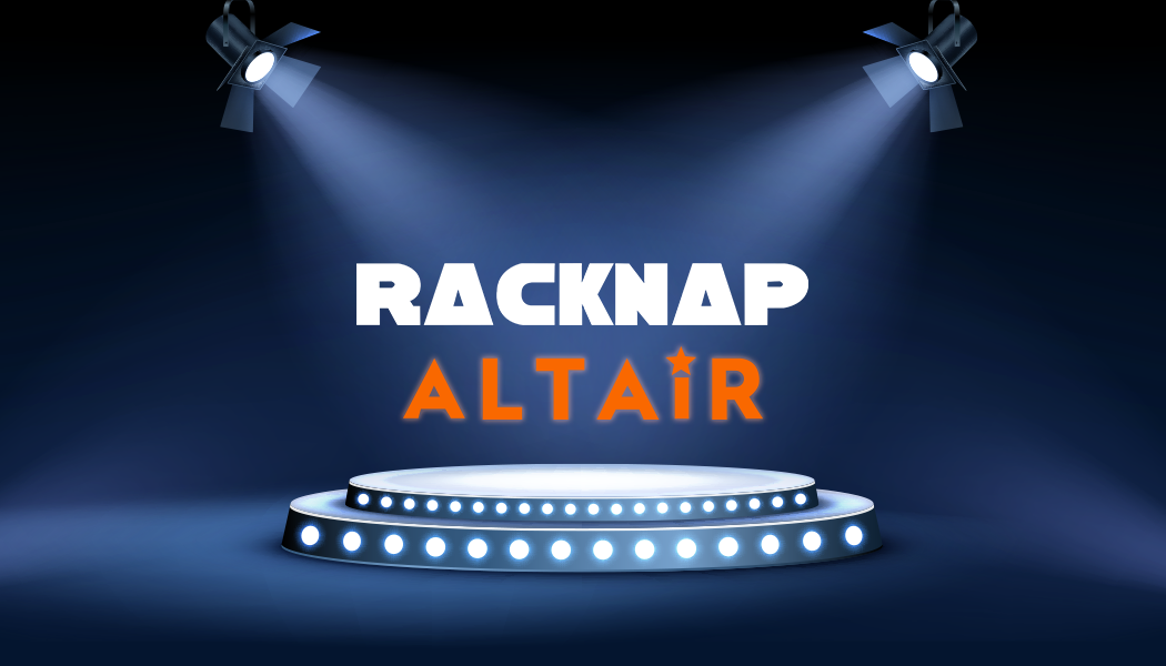 """RackNap launches new version """"Altair"""" integrated with Microsoft Electronic Software Distribution (ESD) and smart analytics"""