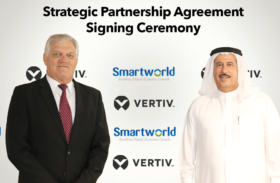 Smartworld Partners Up with Vertiv